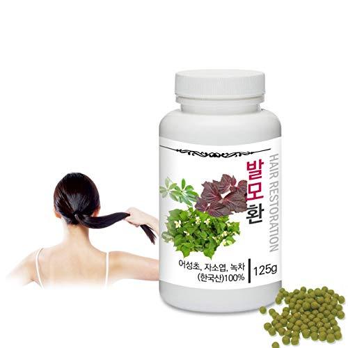 [Medicinal Korean Herbal Pills] Prince Natural Hair Restoration Pills/프린스 발모환 (Hair Restoration Pills/발모환)
