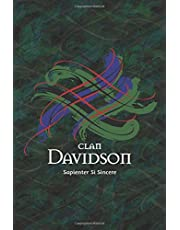 Clan Davidson Family History Research Journal: Record your Ancestry and Genealogy findings in this Scottish Clans and Tartans Notebook