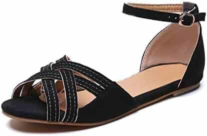 43f553bb03cc6 Shopping 4 - 4 Stars & Up - Flats - Sandals - Shoes - Women ...