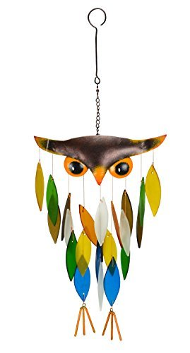 Gift Essentials Owl Wind Chime