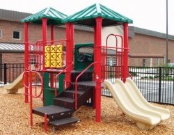 Sports Play 911-225B Abby Modular Playground by Sports Play Equipment
