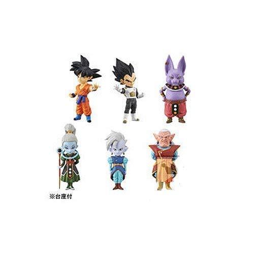 Dragon Ball ultra-World Collectible figure vol.1 all six