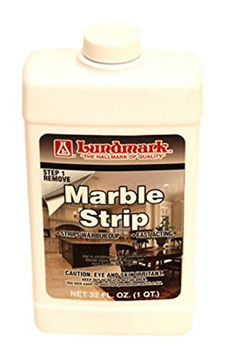Lundmark WAX 3534F32-6 32 oz Marble Strip