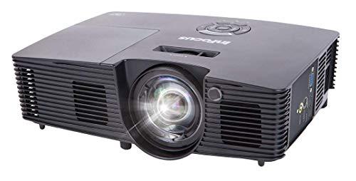 InFocus IN116XV Presentation Projector, DLP WXGA 3800 Lumens 3D Ready HDMI