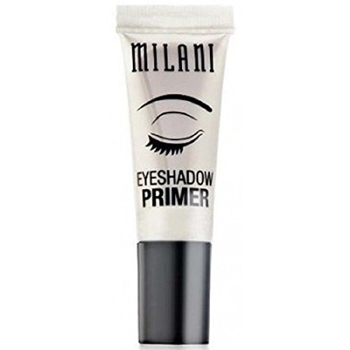 Milani Eyeshadow Primer (0.3 Fl. Oz.) Vegan, Cruelty-Free Invisible Primer that Extends Eye Makeup for Long-Lasting Wear ()