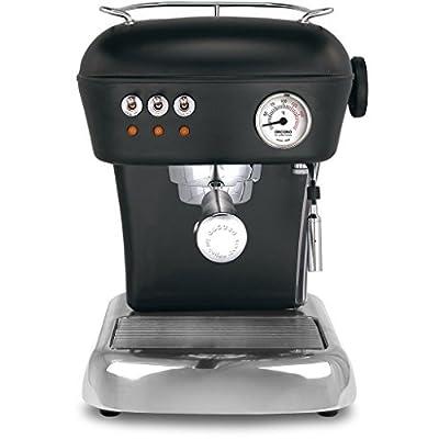 Ascaso DUTHVDB Dream UP v2.0 Dark Black Espresso Machine by Ascaso