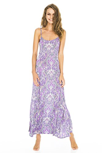 Maxi Dress Liberty Lavender Xlarge