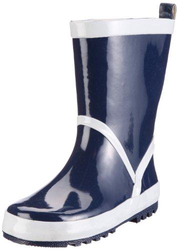 Playshoes Wellington Style Kids Rubber Rain Boots