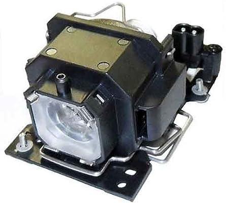 Supermait DT00781 Lámpara de repuesto para proyector con carcasa ...