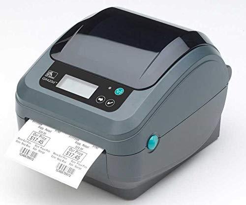 Zebra GX420D 802.11 Wireless WiFi Direct Thermal Label Printer (GX42-202710-000)