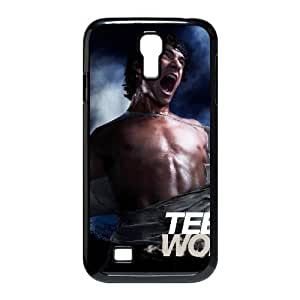 HXYHTY Customized Teen Wolf Pattern Protective Case Cover Skin for Samsung Galaxy S4 I9500