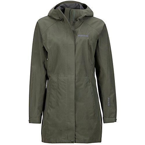 Marmot Women's Essential Jacket Beetle Green Small
