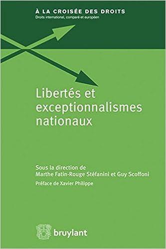 Livres gratuits en ligne Libertés et exceptionnalismes nationaux epub, pdf