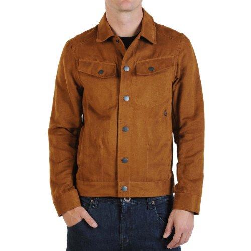 Volcom Squiggy Jacket (Caramel) Jackets