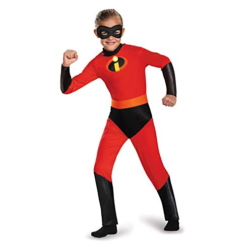 Disney The Incredibles Dash Classic Boys Costume, -