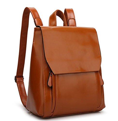 Sac sac en PU main mode femmes souple 29 décontracté cuir la sac à à dos de 33cm des multifonctionnel 11 rX8qarw