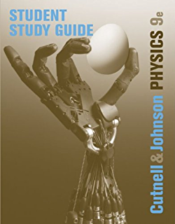 Student solutions manual to accompany physics 9th edition 9 john d student study guide to accompany physics ninth edition fandeluxe Gallery