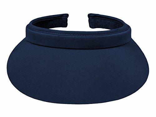 TopHeadwear Nylon Clip-On Visor, ()