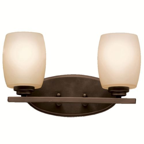 Kichler 5097OZ Eileen Bath 2-Light, Olde - Lamp Eileen Gray