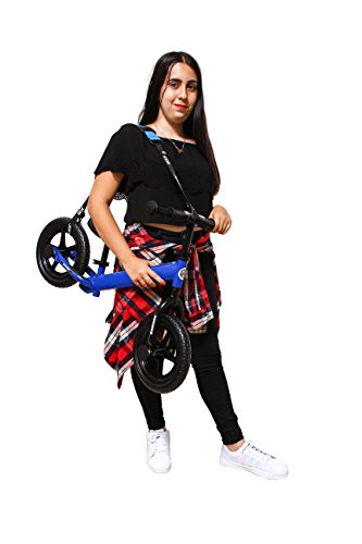 Shoulder Carrying Strap For Kids Balance Bike Joker Match for Boy and Girl Bicycle Easy To Install Red Blue Green Color's Experience (Match Straps)