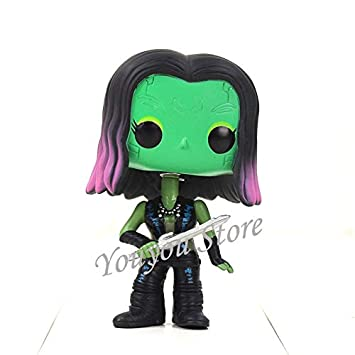 Best Quality Action Toy Figures Guardians Galaxy Star Lord Rocket Drax Gamora Tree