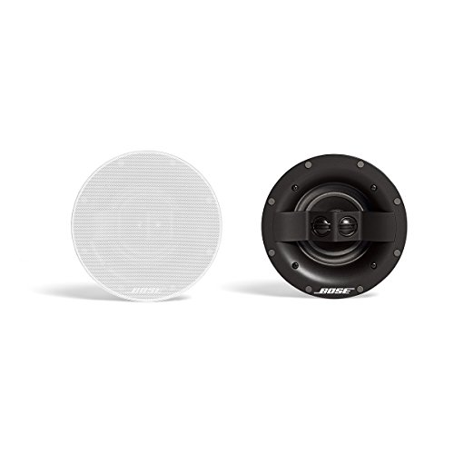 Bose 742898-0200 Virtually Invisible 591 in-Ceiling Speaker - In Bose Home Theater