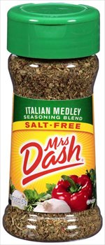 Mrs. Dash, Seasoning Blend, Italian Medley, 2 Ounce