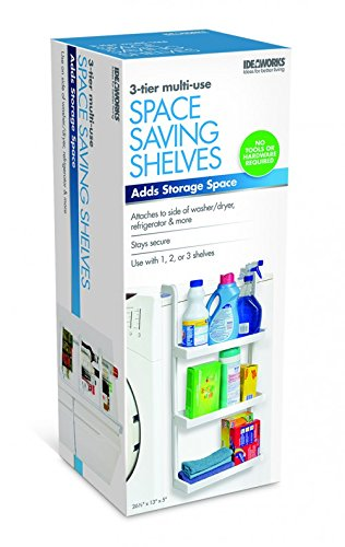 Jobar IdeaWorks 3 Tier Spacing Saving Shelves (Single set) by Jobar