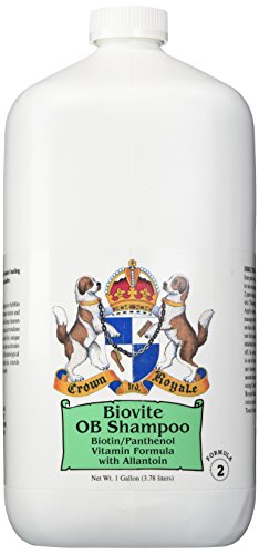 Crown Royale Biovite Formula 2 Shampoo Gallon Concentrate