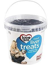 Love'em Beef Liver Pantry Pack