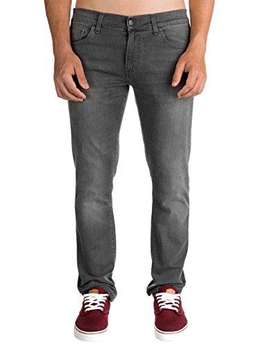 Gravel Carhartt Pantalon Gris Stretch Lavato Denim Homme Rebel 8gtxTgqU