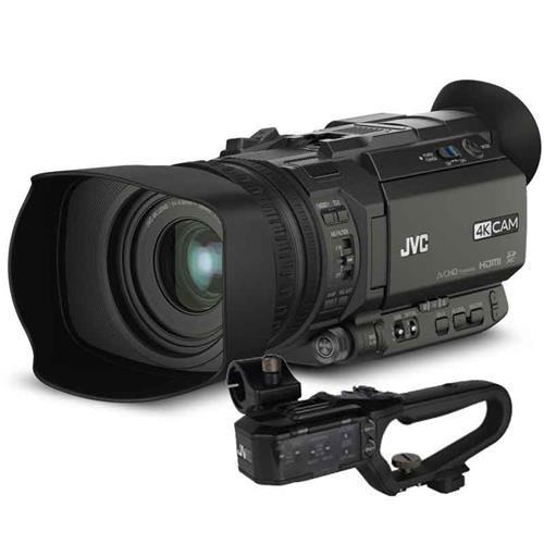 JVC GY-HM170UA Camcorder, 3.5
