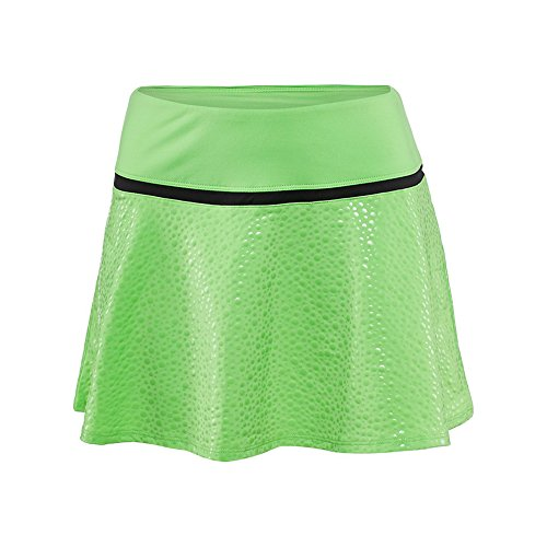 Spotlight Flirty Skort Set Black Femminile Lime Xl Tonic rfO4rUp