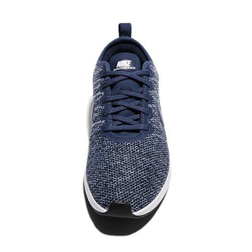 Nike Ah0312-400 Mujeres W Dualtone Racer Prm Azul Marino Difuso