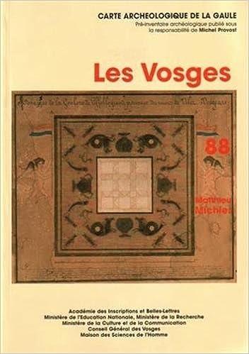 En ligne téléchargement Vosges 88 pdf epub