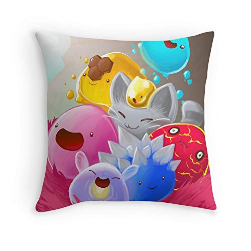 Slime rancher [old] for Sofa Couch Living Room Bed Decorative