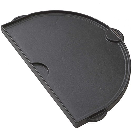 cast iron oval griddle - 8