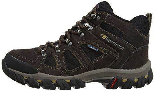 Weathertite Homme Chaussures Mid Bodmin Karrimor Fonc Marron Iv wBXqZpB
