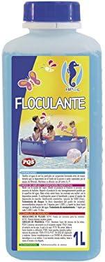 PQS - 1621024 Floculante concentrado PQS para piscinas. Botella 1 ...