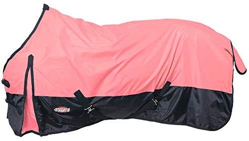 Tough-1 420 Denier Turnout Sheet 72In Pink ()
