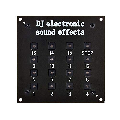 Portable DSP Audio Mixer Amplifier DJ Sound Board with DJ Sound Mixing Console Karaoke 5V Amplifier for Karaoke KTV Party ()