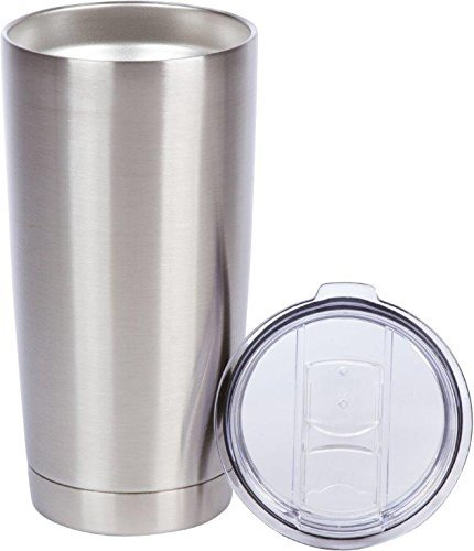 SERO Innovation 20 oz Stainless Steel Tumbler Mug with Splas