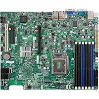 (Supermicro X8SIE-F Motherboard)