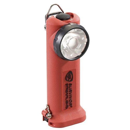 175 Lumens Flashlight - Streamlight 90564 Orange Survivor ATEX 175 Lumens LED Flashlight w/Charger
