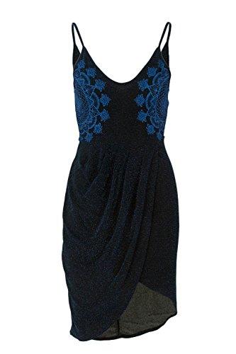 Vestidos Desigual Mujer Vestidos Azul Azul Mujer Desigual qqSPzBw