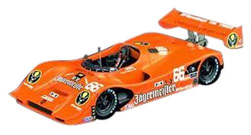 1/43 ポルシェ 966 イエガーマイスター #66 IMSA 1991 マイアミグランプリ TSM114305