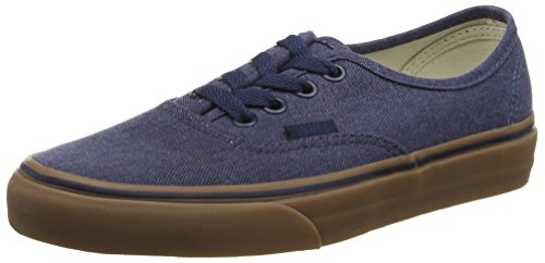 Vans Authentisch (Washed Canvas) Kleid Blues / Gum