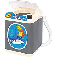 Premium Quality Washing Machine Toy for Kids(Non Battery Operational) JUST A Toy (Grey)
