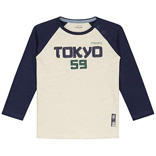 Prénatal Babyjongens shirt met lange mouwen Tokyo