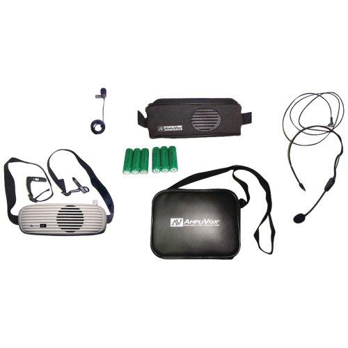 AMPLIVOX S207 Pro BeltBlaster Microphone electronic consumer